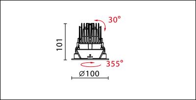 DW-9935R-dimension