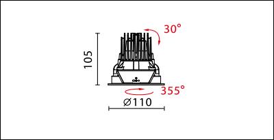 DW-9940R-dimension