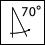 icon-70°