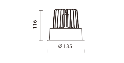 DA-9950R-dimension