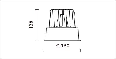 DA-9960R-dimension