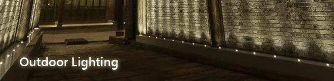 應用照明案例-戶外照明