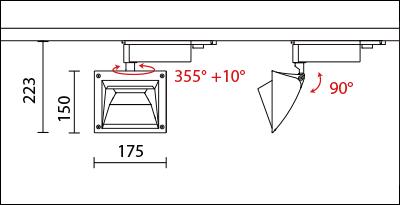 SH-523C-dimension