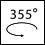 icon-355°