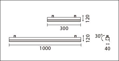 LV-LK2DW-尺寸圖