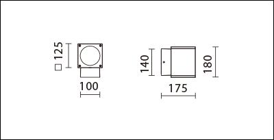 OBA-116S(C25)-尺寸圖