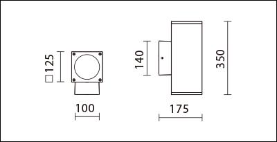 OBA-136S(C25)-尺寸圖