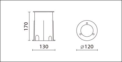 OGA-204RA(O6)-尺寸圖