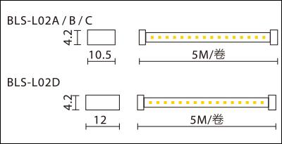 BLS-L02-dimension