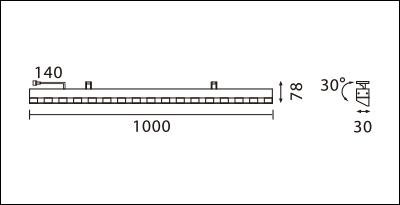 BLW-3078B-24-1M-dimension